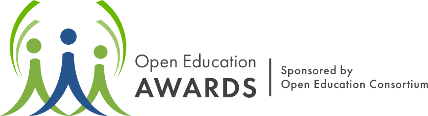 Open Education Awards for Excellence | The Open Education Consortium